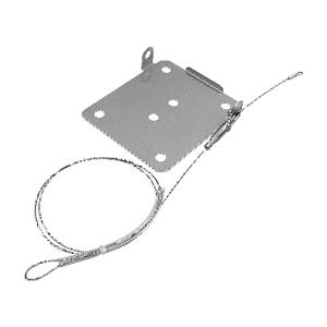 カメラ取付台落下防止ワイヤー WV-Q140