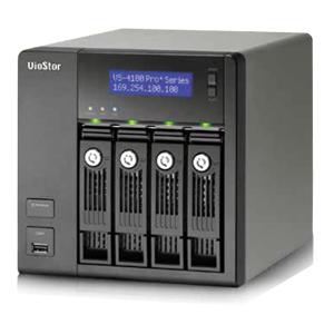 VioStor-4112Pro+/800 ネットワークレコーダー(12ch)HDD 4TB×3枚
